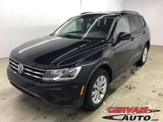 Used 2019 Volkswagen Tiguan Trendline 4Motion AWD MAGS BLUETOOTH CAMÉRA *Traction intégrale* for sale in Shawinigan, QC