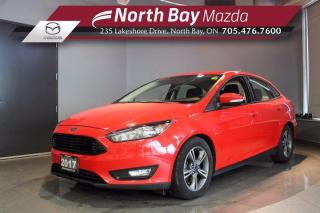 Used 2017 Ford Focus SE - Click Here! Test Drive Appts Available! for sale in North Bay, ON