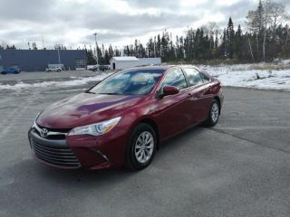 Used 2017 Toyota Camry LE for sale in Gander, NL