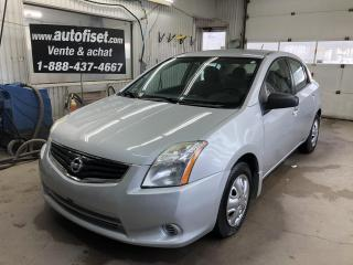 Used 2010 Nissan Sentra 4dr Sdn  2.0 litres  $28.80 /sem. + taxes for sale in St-Raymond, QC