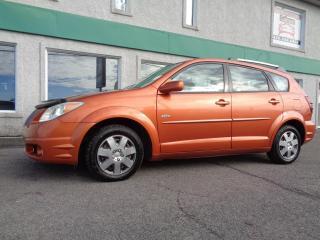 Used 2005 Pontiac Vibe Familiale 4 portes à traction avant for sale in St-Jérôme, QC