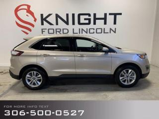 Used 2017 Ford Edge SEL for sale in Moose Jaw, SK