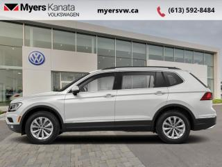 New 2020 Volkswagen Tiguan Highline for sale in Kanata, ON