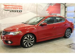 Used 2017 Acura ILX Tech A-Spec for sale in Lévis, QC