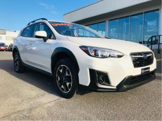 Used 2019 Subaru XV Crosstrek Convenience CVT,bluetooth,cameraca for sale in Lévis, QC