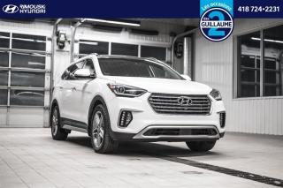Used 2017 Hyundai Santa Fe XL Ultimate chez Rimouski Hyundai for sale in Rimouski, QC