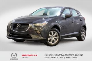 Used 2016 Mazda CX-3 GX AWD Camera de Recule Bluetooth for sale in Lachine, QC