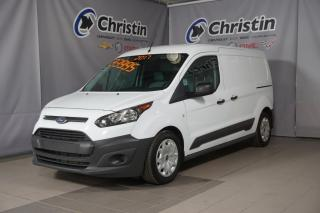 Used 2017 Ford Transit Connect XL 2 PORTES COULISSANT CLOISON ETAGERES TIROIRS for sale in Montréal, QC