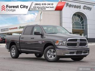 Used 2019 RAM 1500 Classic DEMO | BLUETOOTH | REAR VIEW CAM | KEYLESS ENTRY for sale in London, ON