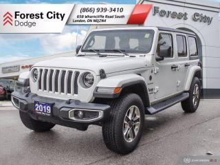 Used 2019 Jeep Wrangler Unlimited BOTH TOPS INCLUDED!! for sale in London, ON