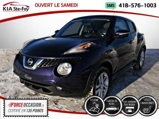 Used 2016 Nissan Juke SL* SIEGES CHAUFFANTS* TOIT OUVRANT* AW for sale in Québec, QC