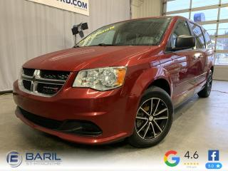 Used 2016 Dodge Grand Caravan Familiale 4 portes SXT for sale in St-Hyacinthe, QC