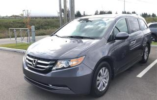 Used 2015 Honda Odyssey EX A/C MAGS CAMERA DE RECUL 8 PASSAGERS for sale in St-Hubert, QC