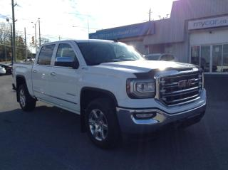 Used 2017 GMC Sierra 1500 SLT LEATHER, NAV, HEATED PWR SEAT, BACKUP CAM!! for sale in Richmond, ON