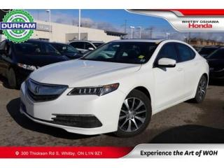 Used 2017 Acura TLX Base for sale in Whitby, ON