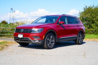 Used 2018 Volkswagen Tiguan Highline *7 PASSENGER* *DIGITAL DASH**ADAPTIVE CRUISE* *LEATHER* *SUNROOF* for sale in Surrey, BC