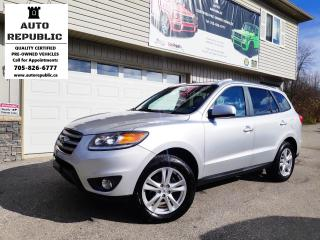 Used 2012 Hyundai Santa Fe GL SPORT for sale in Orillia, ON