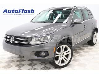 Used 2012 Volkswagen Tiguan HIGHLINE* MAGS-20!* GPS* TOIT-PANO-ROOF* CRUISE* for sale in St-Hubert, QC