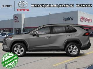 Used 2020 Toyota RAV4 XLE AWD  - Sunroof - Low Mileage for sale in Steinbach, MB