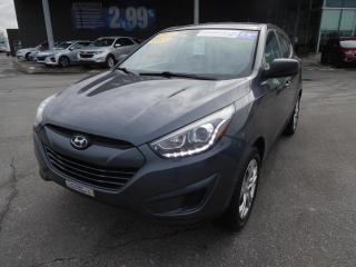 Used 2015 Hyundai Tucson AWD,GL,A/C,BANCS CHAUFF, BLUETOOTH,CRUISE for sale in Mirabel, QC