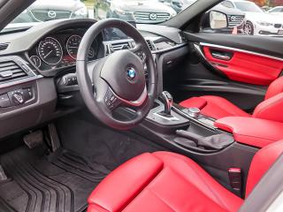 Used 2017 BMW 330xi NEW ARRIVAL - xDRIVE|RED LEATHER for sale in Kitchener, ON