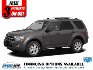 Used 2008 Ford Escape XLT for sale in Calgary, AB