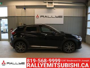 Used 2016 Mazda CX-3 GT for sale in Gatineau, QC