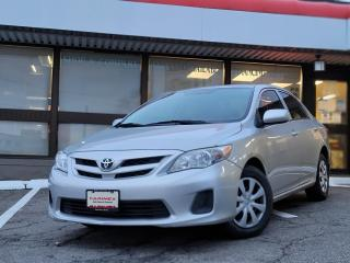 Used 2013 Toyota Corolla CE Sunroof | Heated Seats | Bluetooth for sale in Waterloo, ON