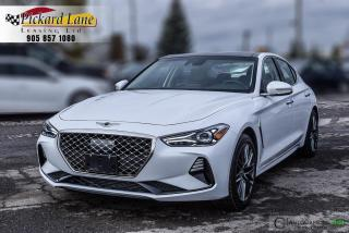 Used 2019 Genesis G70 2.0T Elite ACCIDENT FREE! | ONTARIO VEHICLE! for sale in Bolton, ON