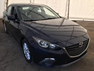 Used 2015 Mazda MAZDA3 GS HEATED SEATS, REVERSE CAMERA, SPORT ALUMINUM WHEELS for sale in Ottawa, ON