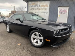 Used 2010 Dodge Challenger ***AUBAINE,CUIR,MAGS,A/C,BEAU LOOK*** for sale in Longueuil, QC