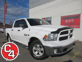 Used 2014 RAM 1500 OUTDOORSMAN CREW CAB 4X4 V8 5.7L HEMI for sale in St-Jérôme, QC