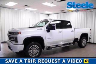 New 2021 Chevrolet Silverado 2500 HD High Country for sale in Dartmouth, NS