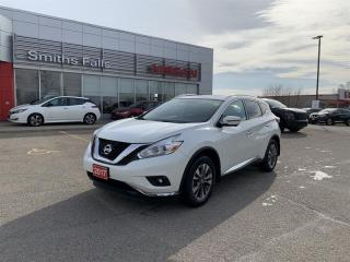 Used 2017 Nissan Murano SL AWD CVT for sale in Smiths Falls, ON