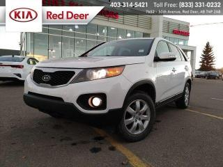 Used 2012 Kia Sorento LX for sale in Red Deer, AB