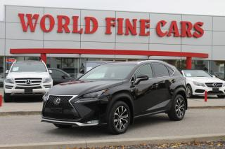 Used 2017 Lexus NX 200t | One Owner! | *Accident Free* for sale in Etobicoke, ON