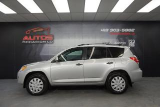 Used 2012 Toyota RAV4 4WD V6 3.5L AUTOMATIQUE TRÈS PROPRE 198 700 KM !! for sale in Lévis, QC