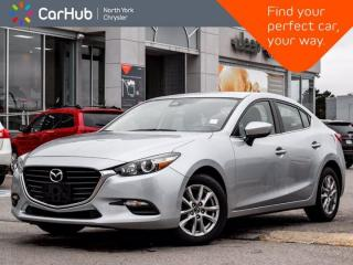 Used 2018 Mazda MAZDA3 SE Heated Seats & Wheel Backup Camera Blind Spot for sale in Thornhill, ON
