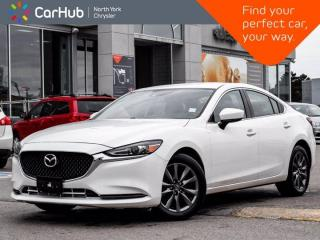 Used 2018 Mazda MAZDA6 GS Heated Seats Smart Braking & Blind Spot Warning for sale in Thornhill, ON
