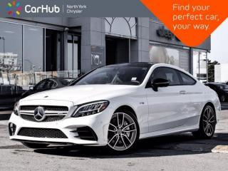 Used 2019 Mercedes-Benz C-Class AMG C 43 4MATIC Burmester Panoramic Roof for sale in Thornhill, ON