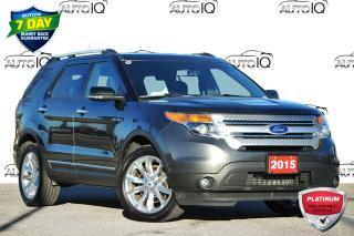 Used 2015 Ford Explorer XLT   3.5L V6 ECOBOOST   REARVIEW CAMERA for sale in Kitchener, ON