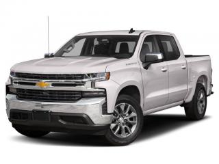 New 2021 Chevrolet Silverado 1500 Silverado Custom Trail Boss for sale in Tillsonburg, ON