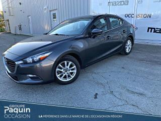 Used 2018 Mazda MAZDA3 GS BAS KILOMÉTRAGE! for sale in Rouyn-Noranda, QC
