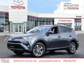 Used 2018 Toyota RAV4 Hybrid LE+ HYBRID for sale in Ancaster, ON