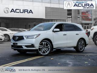 Used 2017 Acura MDX Navigation Package for sale in Burlington, ON