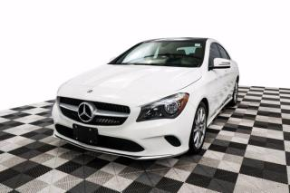 Used 2017 Mercedes-Benz CLA-Class 250 4Matic Sunroof Leather Nav Cam Heated Seats for sale in New Westminster, BC