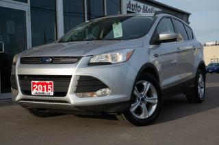 Used 2015 Ford Escape BACKUP CAM HEATED SEATS POWERED SEATS for sale in Chatham, ON
