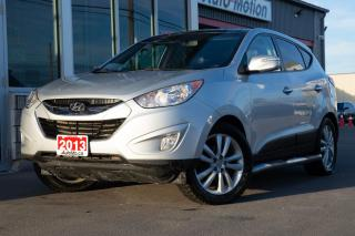 Used 2013 Hyundai Tucson AWD LIMITED BRAND NEW TIRES WELL EQUIPPED for sale in Chatham, ON