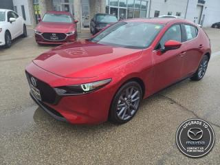 New 2021 Mazda MAZDA3 Sport GT Auto i-ACTIV - Sunroof for sale in Steinbach, MB