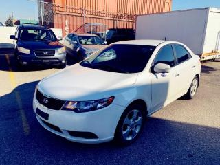 Used 2010 Kia Forte Auto EX/1owner/hted seats/alloys rims/remote start for sale in North York, ON